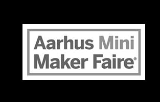 aarhus mini maker fair logo