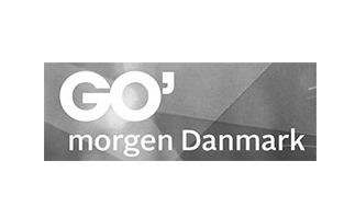 go' morgen danmark logo